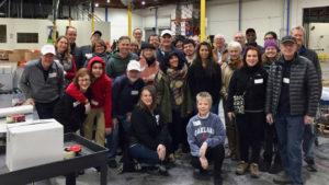 Alameda County Food Bank Volunteer Day